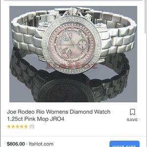 Joe Rodeo Watch- description on pic.